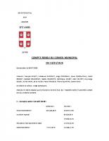 Réunion du conseil municipal du 14.07.20